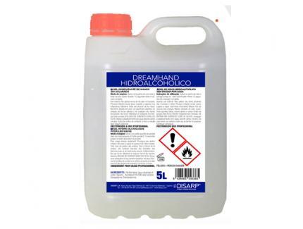 Gel Hidroalcoolique 5 litres
